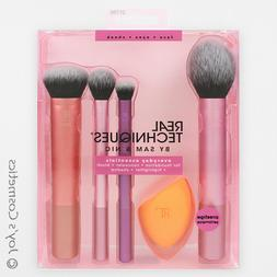 "1 REAL TECHNIQUES Everyday Essentials Brush Set ""RT-1786""  *"