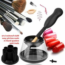 Electric Make up Brushes Cleaner Cosmetic Brush Drying Washi