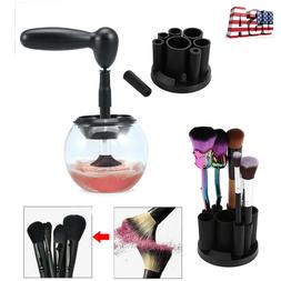 Cleaner Set Makeup Brush Wash Dryer Electric Brush Cleaning