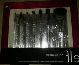 ELF Holiday 2018 Limited Edition 7-Piece Brush Set, Pink or