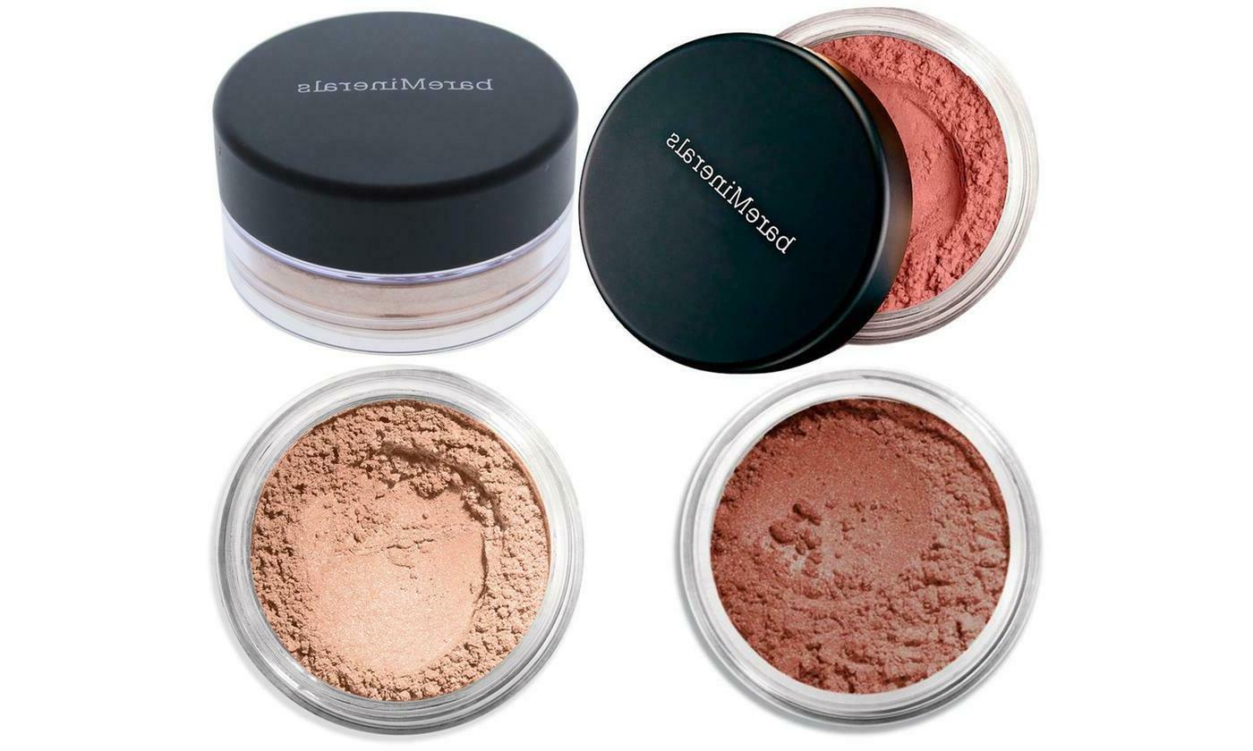blush and all over face color loose