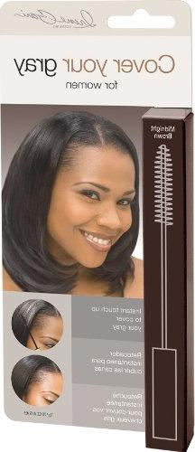 Irene Gari Cover Your Grey Temporary Touch Up Wand - Midnigh