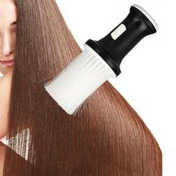Salon Barber Hair Cutting Synthetic Hair Neck Duster Brush T